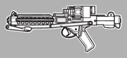 E-11 Blaster Decal/Sticker