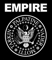 Empire Crest T-Shirt - Reprint!