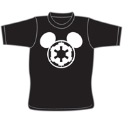 Imperial Mouse T-Shirts (4 Color Options)