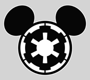 Imperial Mouse Decal/Sticker
