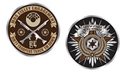 Mos Eisley Engagement Challenge Coin - #2 in Series
