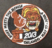 Roxy the Rancor SWW 2013 Patch