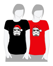 Santa Trooper T-Shirt