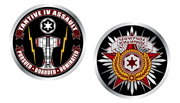 Tantive IV Assault Challenge Coin - #1 in Series