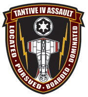 Tantive IV Assault Patch - #1 in Series