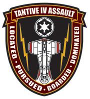 Tantive IV Assault Patch - #1 REISSUE