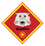 Wampa Merit Badge - #1 in the Series